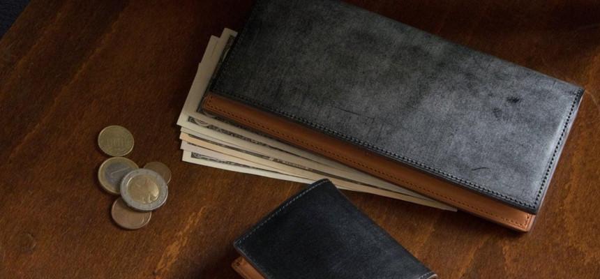 コードバン財布の商品一覧