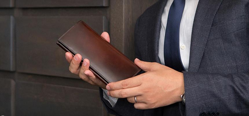 コードバン財布の魅力とは?!