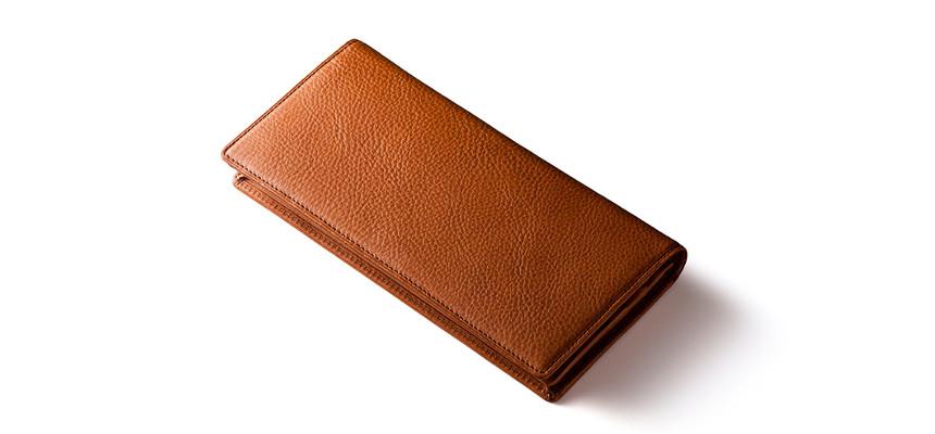 イタリアンンレザー長財布