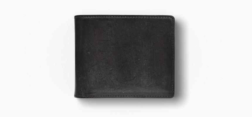 トーマスウェアー社製ブライドルレザー二つ折り財布