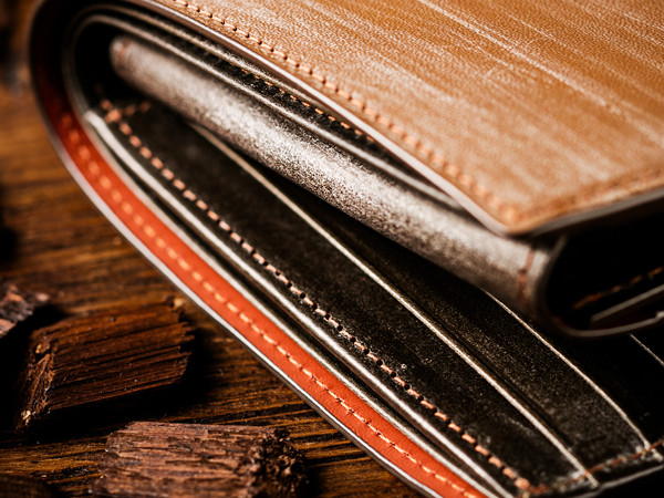 革財布の価格&予算