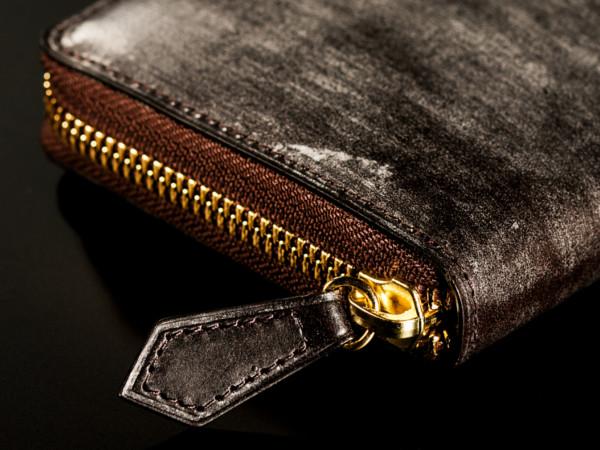 ブライドルレザー財布の魅力