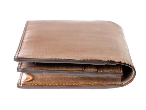 オークバーク仕様の長財布「ウェスターリー」のデザイン