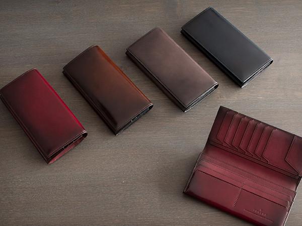 YUHAKU(ユハク)の長財布