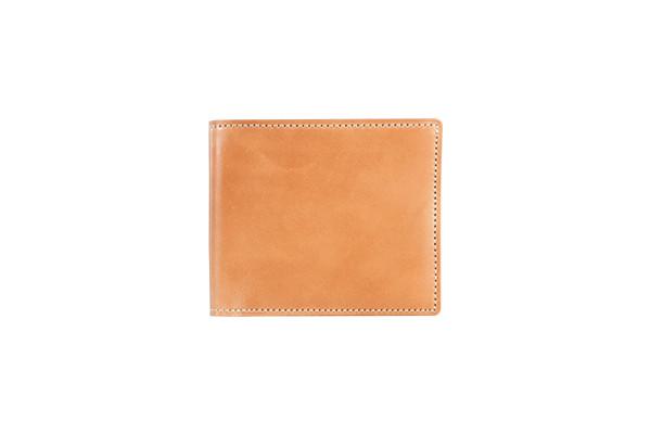 CYPRISナチュラルコードバン折財布