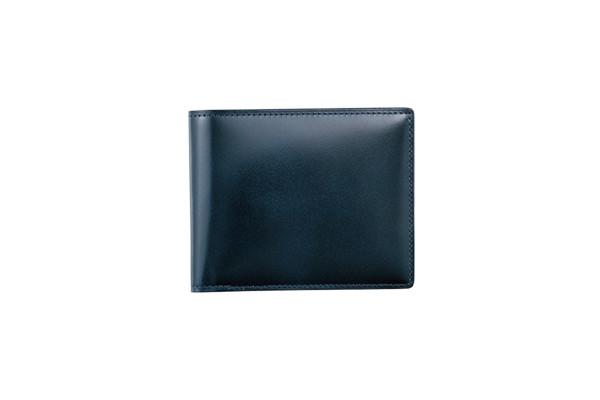 CYPRISコードバン&リンピッドカーフ・カード折財布