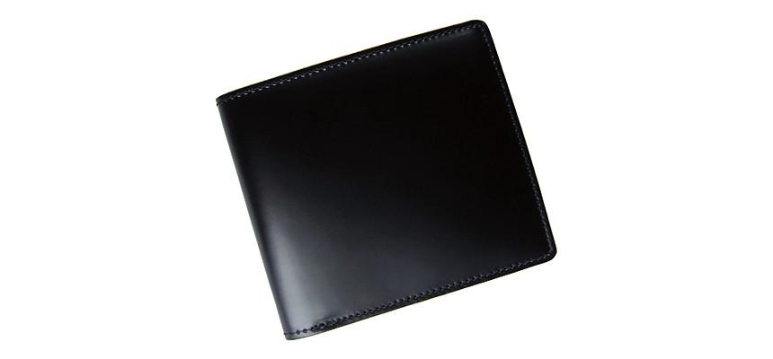LUEGO(ルエゴ)コードバン二つ折り財布
