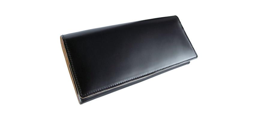 LUEGO(ルエゴ)コードバン長財布