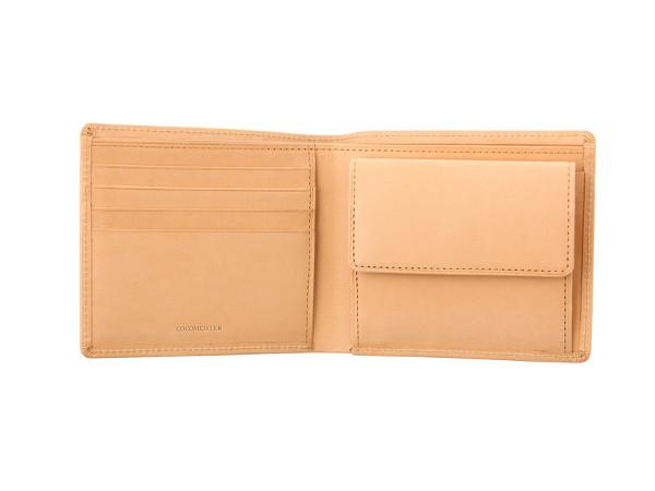 パティーナ折財布の収納力