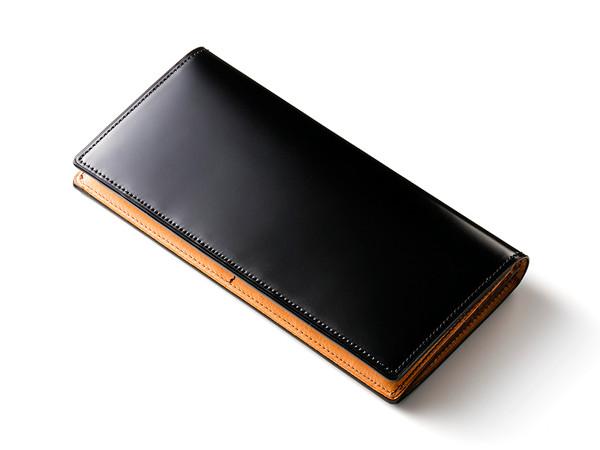 ハイフライヤー マイスターコードバン長財布