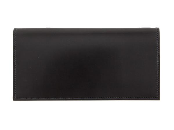 無二 オイルコードバン仕様の長財布「MWL01ML」