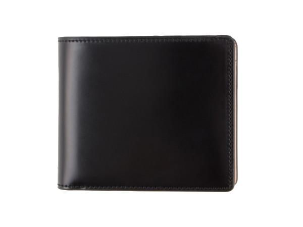 CIMABUE「C15193」 アニリン染めコードバン二つ折り財布