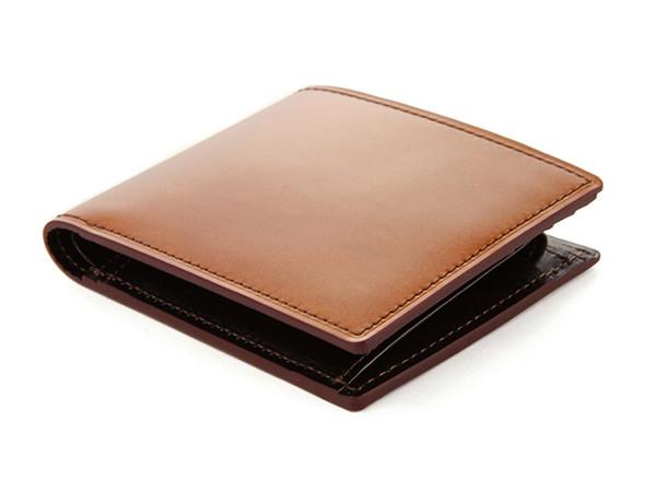 HERGOPOCH(エルゴポック)「CVW-WT2」 コードバン二つ折り財布