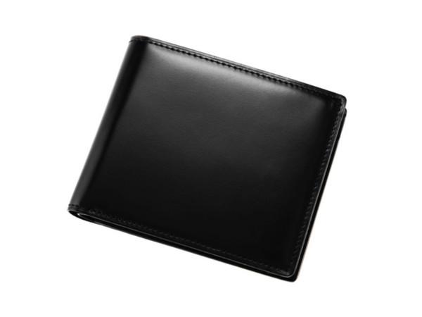コードバン&リンピッドカーフ「折財布(5301)」