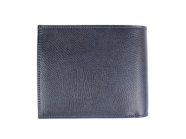 NAGATANIシェルコードバン二つ折り財布