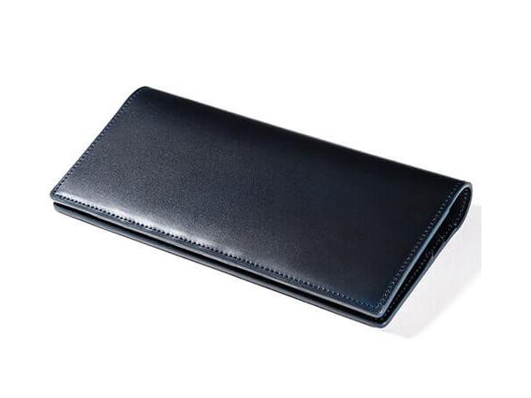 二宮五郎商店シェルコードバン長財布