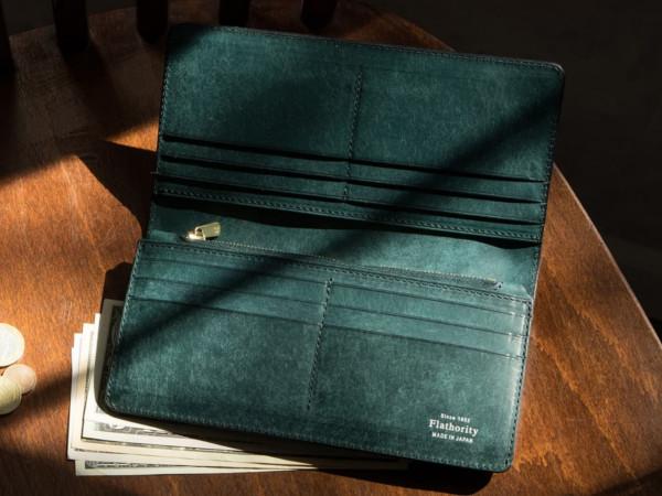 プエブロレザー長財布