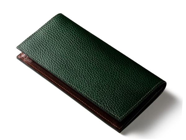 COCOMEISTER 「ロッソピエトラ」|薄型長財布