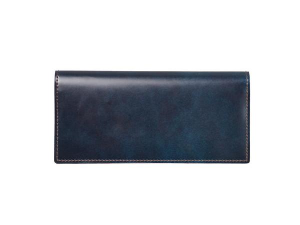 HERGOPOCH(エルゴポック) 水染めコードバン長財布