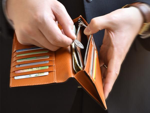 財布の収納性