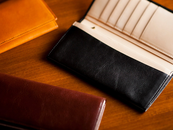 スタイリッシユな長財布