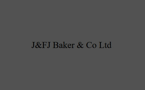 ベイカー社(J&FJ Baker & Co Ltd)