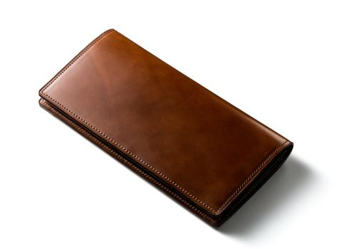 茶色系の財布