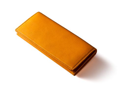 黄色系の財布