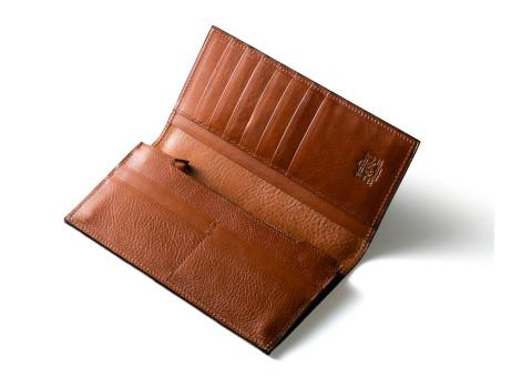 ロッソピエトラ長財布