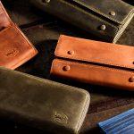 ナポレオンカーフの長財布