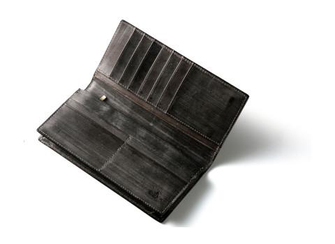 オークバーク・ウェスターリー(通しマチ長財布)