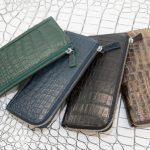 最高級クロコダイル財布