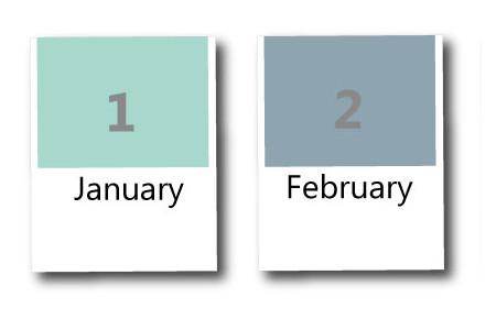 1月・2月の季節