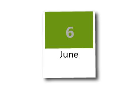 6月の季節