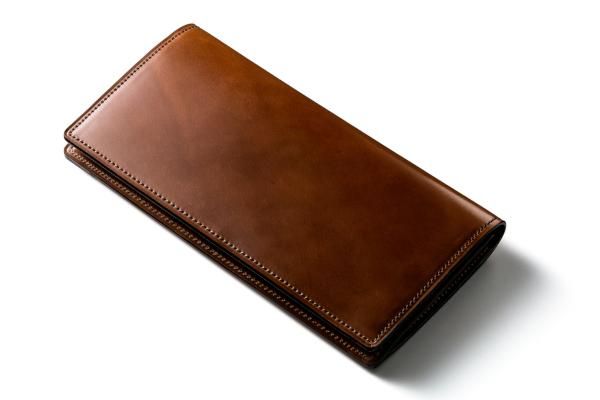 シェルコードバン・スタンフォード(長財布)