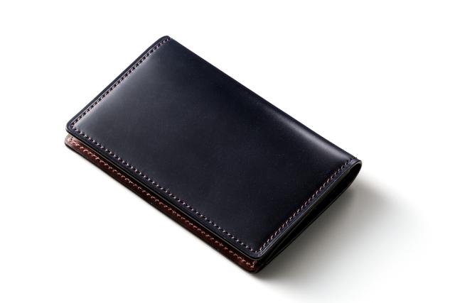 「青色系」の名刺入れ(カードケース)