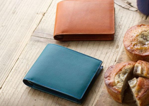 ポルタフォーリオ・ピッコロ(二つ折り財布)