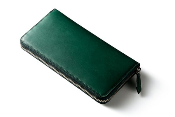プルキャラック・クラウディオ(ラウンドファスナー長財布)