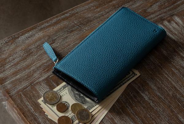 シュランケンカーフの財布