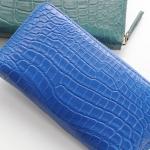 クロコダイル財布の金運カラー