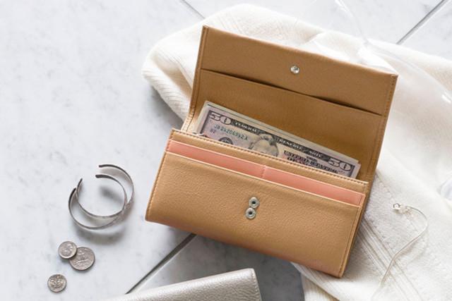 レディース革財布
