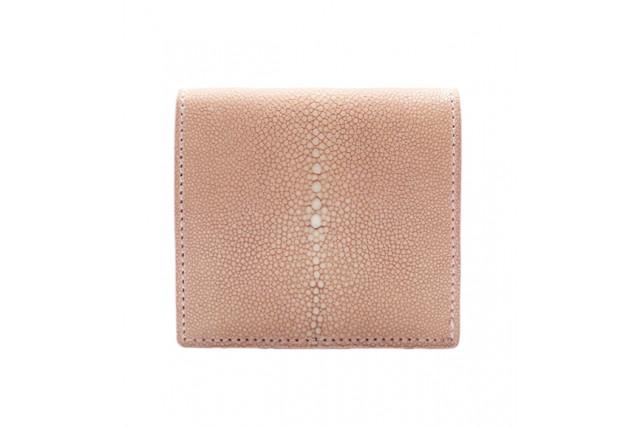 ガルーシャ・二つ折り財布(ポリッシュ)