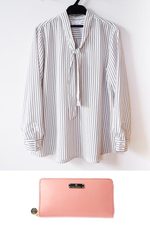 春・夏のワンピ&ブラウススタイルに合わせたいレディース革財布