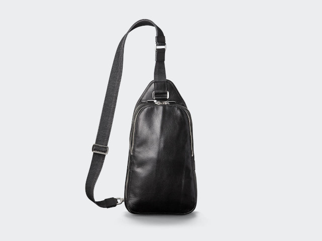 Antique Leatherボディバッグ「01-07004」