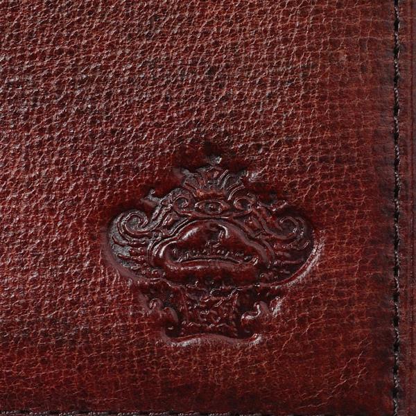 オロビアンコ(OROBIANCO)のキップレザー仕立ての革財布