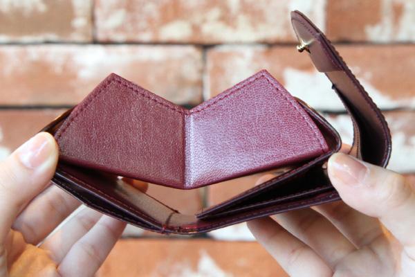 個性的な財布デザイン