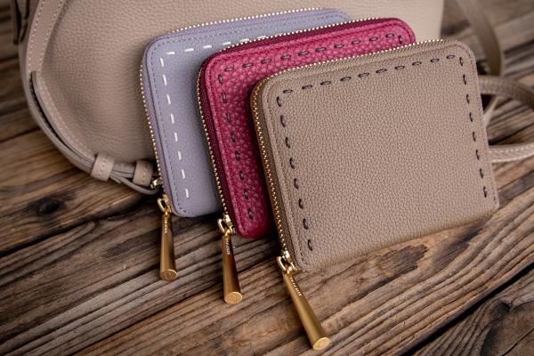 【評判・感想】BONNY(ボニー)!シュリンクレザーのコンパクト財布