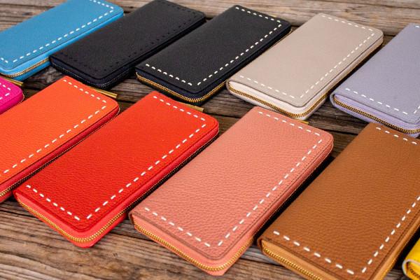 女性に愛されるユニセックスな財布デザイン