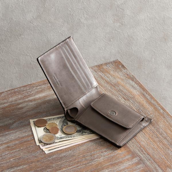 ロロマ二つ折り財布「AS-14E-3732」