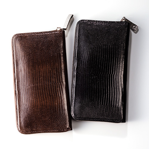 Barca Zip Wallet「RING LIZARD」